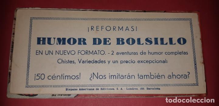 Tebeos: TEBEOS-COMICS CANDY - TEX WILLER - TEXAS BILL - COMPLETA - HISPANOAMERICANA 1949 - UNICA - UU99 - Foto 202 - 205257267