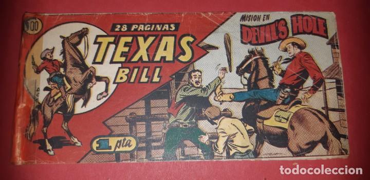 Tebeos: TEBEOS-COMICS CANDY - TEX WILLER - TEXAS BILL - COMPLETA - HISPANOAMERICANA 1949 - UNICA - UU99 - Foto 203 - 205257267