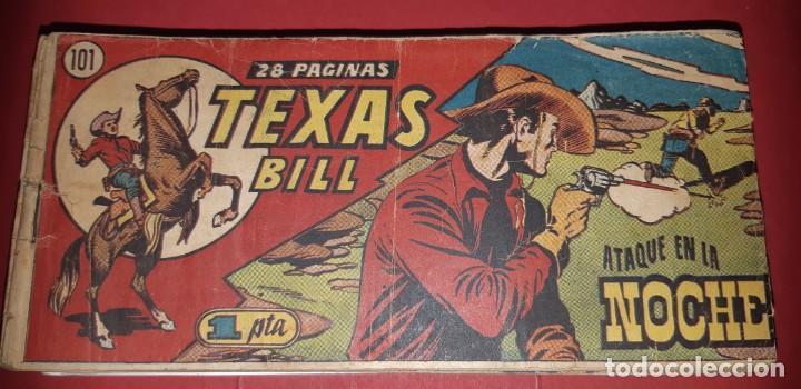 Tebeos: TEBEOS-COMICS CANDY - TEX WILLER - TEXAS BILL - COMPLETA - HISPANOAMERICANA 1949 - UNICA - UU99 - Foto 205 - 205257267