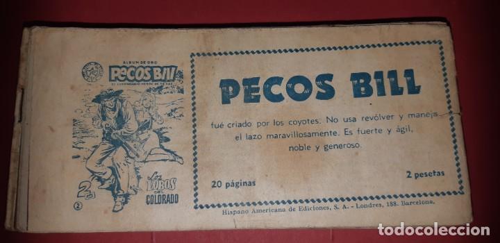 Tebeos: TEBEOS-COMICS CANDY - TEX WILLER - TEXAS BILL - COMPLETA - HISPANOAMERICANA 1949 - UNICA - UU99 - Foto 206 - 205257267