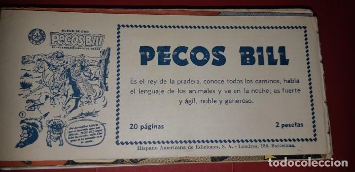 Tebeos: TEBEOS-COMICS CANDY - TEX WILLER - TEXAS BILL - COMPLETA - HISPANOAMERICANA 1949 - UNICA - UU99 - Foto 210 - 205257267