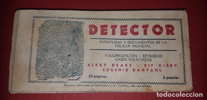 Tebeos: TEBEOS-COMICS CANDY - TEX WILLER - TEXAS BILL - COMPLETA - HISPANOAMERICANA 1949 - UNICA - UU99 - Foto 226 - 205257267
