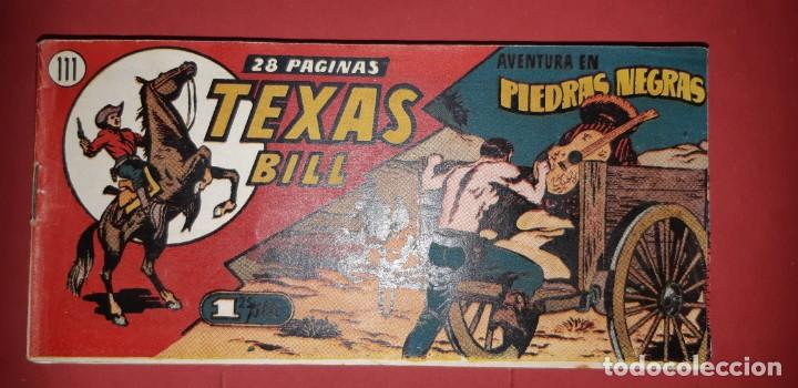 Tebeos: TEBEOS-COMICS CANDY - TEX WILLER - TEXAS BILL - COMPLETA - HISPANOAMERICANA 1949 - UNICA - UU99 - Foto 229 - 205257267