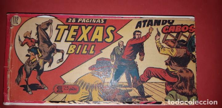 Tebeos: TEBEOS-COMICS CANDY - TEX WILLER - TEXAS BILL - COMPLETA - HISPANOAMERICANA 1949 - UNICA - UU99 - Foto 231 - 205257267
