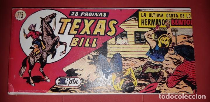 Tebeos: TEBEOS-COMICS CANDY - TEX WILLER - TEXAS BILL - COMPLETA - HISPANOAMERICANA 1949 - UNICA - UU99 - Foto 233 - 205257267