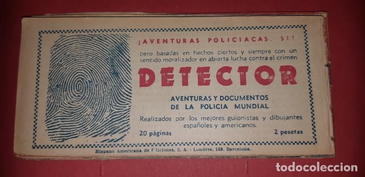 Tebeos: TEBEOS-COMICS CANDY - TEX WILLER - TEXAS BILL - COMPLETA - HISPANOAMERICANA 1949 - UNICA - UU99 - Foto 236 - 205257267