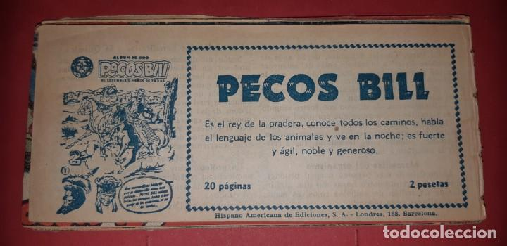 Tebeos: TEBEOS-COMICS CANDY - TEX WILLER - TEXAS BILL - COMPLETA - HISPANOAMERICANA 1949 - UNICA - UU99 - Foto 238 - 205257267