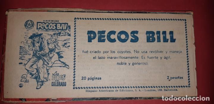 Tebeos: TEBEOS-COMICS CANDY - TEX WILLER - TEXAS BILL - COMPLETA - HISPANOAMERICANA 1949 - UNICA - UU99 - Foto 240 - 205257267