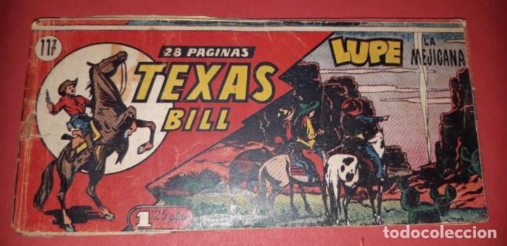 Tebeos: TEBEOS-COMICS CANDY - TEX WILLER - TEXAS BILL - COMPLETA - HISPANOAMERICANA 1949 - UNICA - UU99 - Foto 241 - 205257267