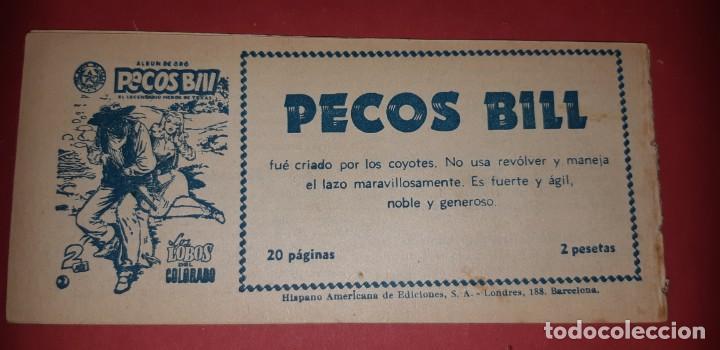 Tebeos: TEBEOS-COMICS CANDY - TEX WILLER - TEXAS BILL - COMPLETA - HISPANOAMERICANA 1949 - UNICA - UU99 - Foto 246 - 205257267
