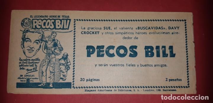 Tebeos: TEBEOS-COMICS CANDY - TEX WILLER - TEXAS BILL - COMPLETA - HISPANOAMERICANA 1949 - UNICA - UU99 - Foto 248 - 205257267