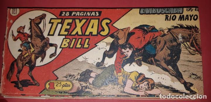 Tebeos: TEBEOS-COMICS CANDY - TEX WILLER - TEXAS BILL - COMPLETA - HISPANOAMERICANA 1949 - UNICA - UU99 - Foto 249 - 205257267