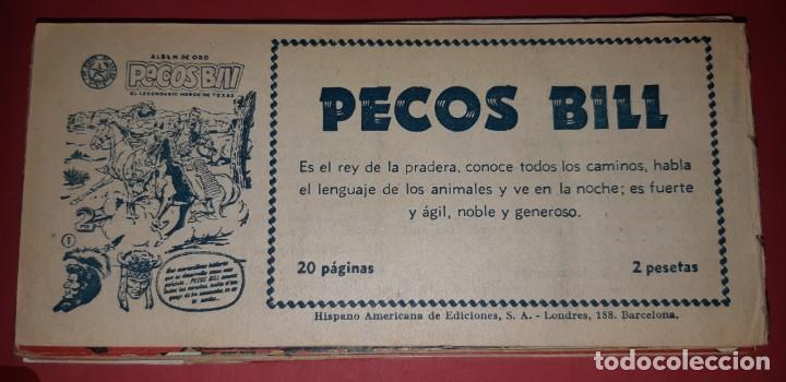 Tebeos: TEBEOS-COMICS CANDY - TEX WILLER - TEXAS BILL - COMPLETA - HISPANOAMERICANA 1949 - UNICA - UU99 - Foto 250 - 205257267