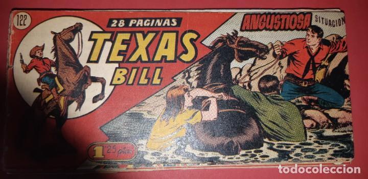 Tebeos: TEBEOS-COMICS CANDY - TEX WILLER - TEXAS BILL - COMPLETA - HISPANOAMERICANA 1949 - UNICA - UU99 - Foto 251 - 205257267