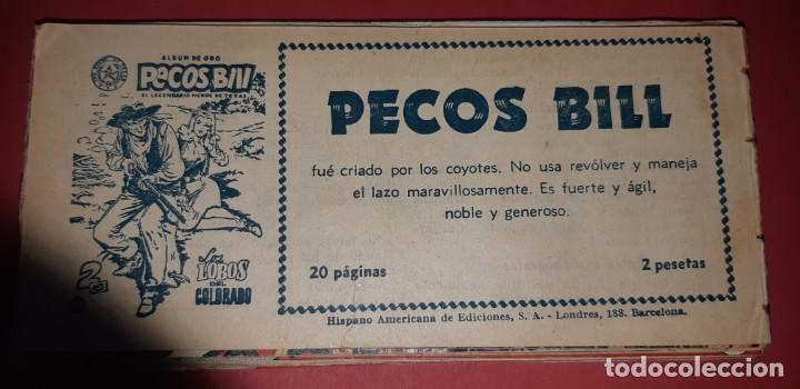 Tebeos: TEBEOS-COMICS CANDY - TEX WILLER - TEXAS BILL - COMPLETA - HISPANOAMERICANA 1949 - UNICA - UU99 - Foto 252 - 205257267