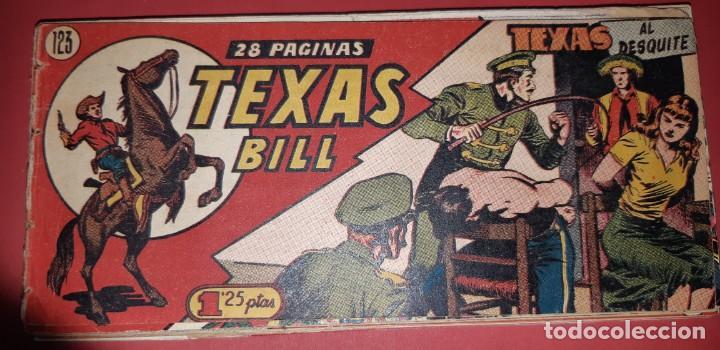 Tebeos: TEBEOS-COMICS CANDY - TEX WILLER - TEXAS BILL - COMPLETA - HISPANOAMERICANA 1949 - UNICA - UU99 - Foto 253 - 205257267