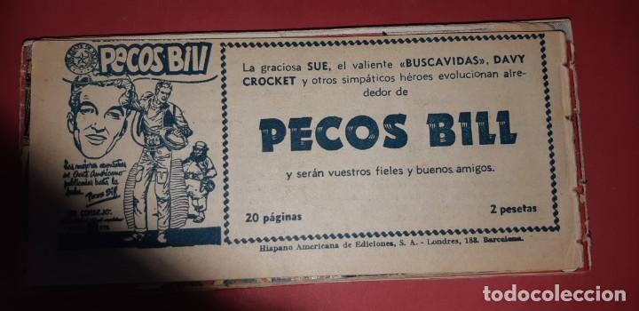 Tebeos: TEBEOS-COMICS CANDY - TEX WILLER - TEXAS BILL - COMPLETA - HISPANOAMERICANA 1949 - UNICA - UU99 - Foto 254 - 205257267