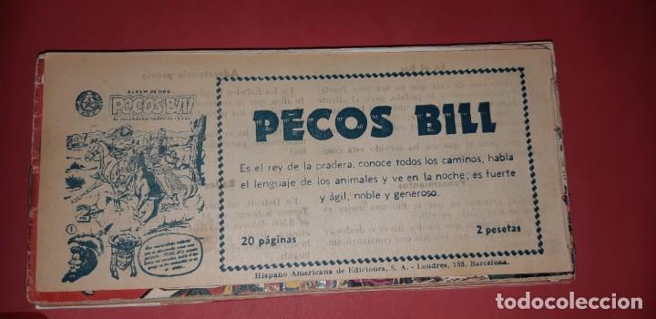 Tebeos: TEBEOS-COMICS CANDY - TEX WILLER - TEXAS BILL - COMPLETA - HISPANOAMERICANA 1949 - UNICA - UU99 - Foto 256 - 205257267