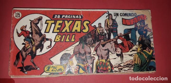 Tebeos: TEBEOS-COMICS CANDY - TEX WILLER - TEXAS BILL - COMPLETA - HISPANOAMERICANA 1949 - UNICA - UU99 - Foto 257 - 205257267