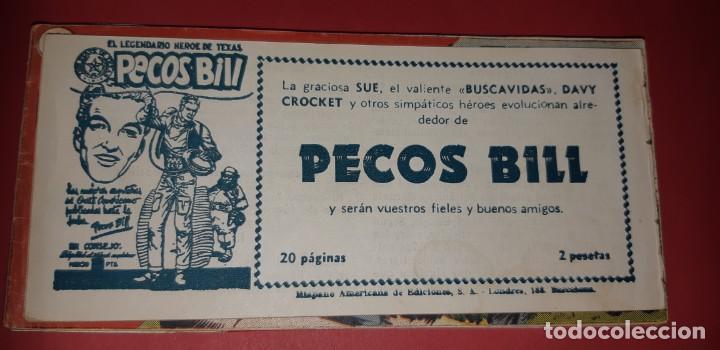 Tebeos: TEBEOS-COMICS CANDY - TEX WILLER - TEXAS BILL - COMPLETA - HISPANOAMERICANA 1949 - UNICA - UU99 - Foto 260 - 205257267