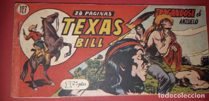 Tebeos: TEBEOS-COMICS CANDY - TEX WILLER - TEXAS BILL - COMPLETA - HISPANOAMERICANA 1949 - UNICA - UU99 - Foto 261 - 205257267