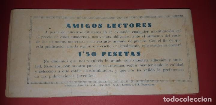 Tebeos: TEBEOS-COMICS CANDY - TEX WILLER - TEXAS BILL - COMPLETA - HISPANOAMERICANA 1949 - UNICA - UU99 - Foto 262 - 205257267