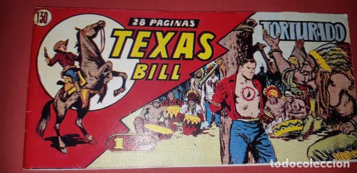 Tebeos: TEBEOS-COMICS CANDY - TEX WILLER - TEXAS BILL - COMPLETA - HISPANOAMERICANA 1949 - UNICA - UU99 - Foto 267 - 205257267