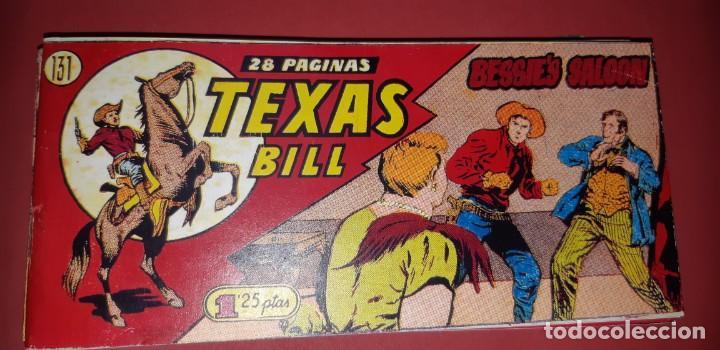 Tebeos: TEBEOS-COMICS CANDY - TEX WILLER - TEXAS BILL - COMPLETA - HISPANOAMERICANA 1949 - UNICA - UU99 - Foto 269 - 205257267