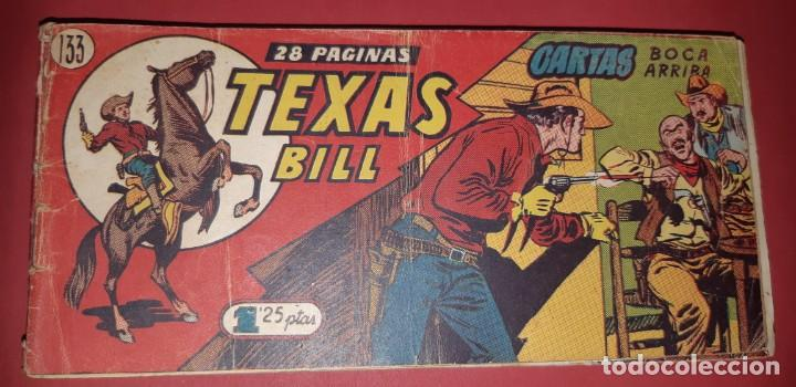 Tebeos: TEBEOS-COMICS CANDY - TEX WILLER - TEXAS BILL - COMPLETA - HISPANOAMERICANA 1949 - UNICA - UU99 - Foto 273 - 205257267