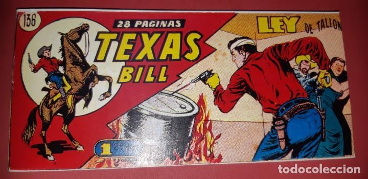 Tebeos: TEBEOS-COMICS CANDY - TEX WILLER - TEXAS BILL - COMPLETA - HISPANOAMERICANA 1949 - UNICA - UU99 - Foto 279 - 205257267
