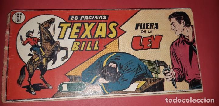 Tebeos: TEBEOS-COMICS CANDY - TEX WILLER - TEXAS BILL - COMPLETA - HISPANOAMERICANA 1949 - UNICA - UU99 - Foto 281 - 205257267