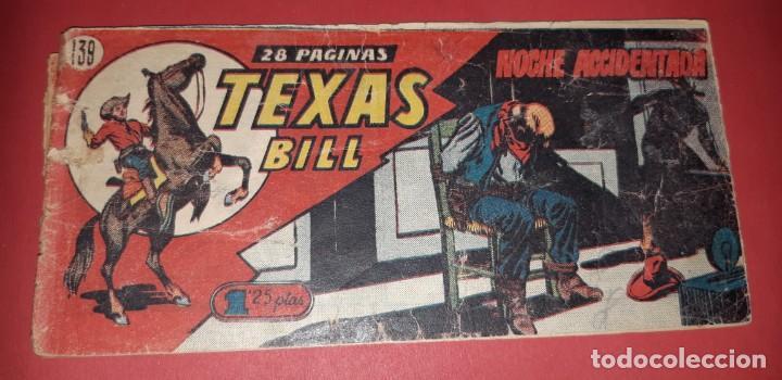 Tebeos: TEBEOS-COMICS CANDY - TEX WILLER - TEXAS BILL - COMPLETA - HISPANOAMERICANA 1949 - UNICA - UU99 - Foto 285 - 205257267