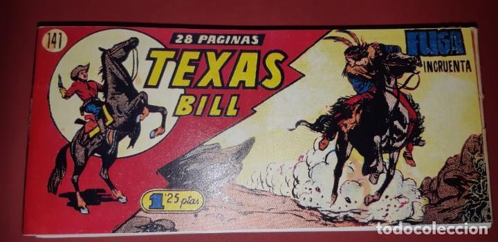 Tebeos: TEBEOS-COMICS CANDY - TEX WILLER - TEXAS BILL - COMPLETA - HISPANOAMERICANA 1949 - UNICA - UU99 - Foto 289 - 205257267