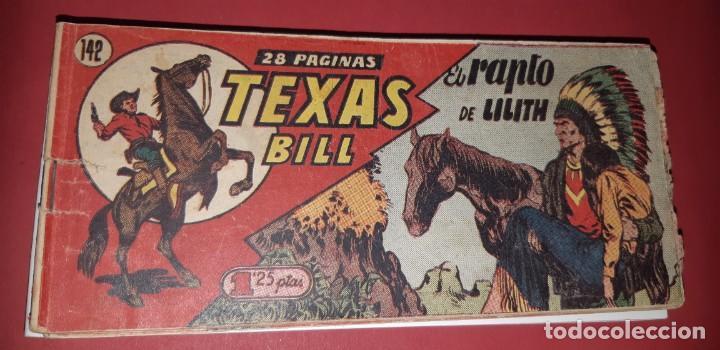 Tebeos: TEBEOS-COMICS CANDY - TEX WILLER - TEXAS BILL - COMPLETA - HISPANOAMERICANA 1949 - UNICA - UU99 - Foto 291 - 205257267
