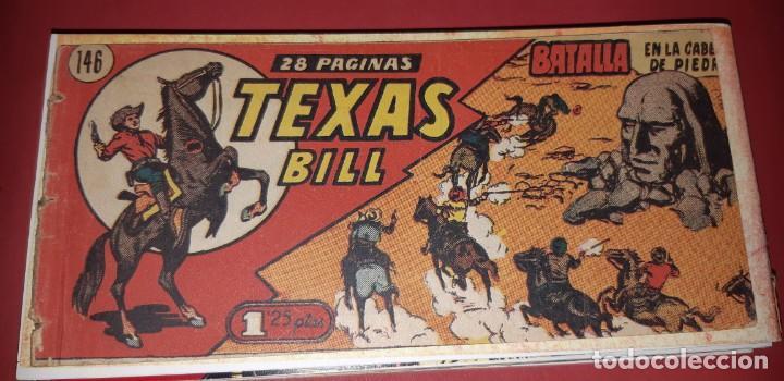 Tebeos: TEBEOS-COMICS CANDY - TEX WILLER - TEXAS BILL - COMPLETA - HISPANOAMERICANA 1949 - UNICA - UU99 - Foto 299 - 205257267