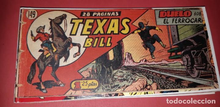 Tebeos: TEBEOS-COMICS CANDY - TEX WILLER - TEXAS BILL - COMPLETA - HISPANOAMERICANA 1949 - UNICA - UU99 - Foto 305 - 205257267