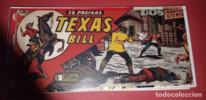 Tebeos: TEBEOS-COMICS CANDY - TEX WILLER - TEXAS BILL - COMPLETA - HISPANOAMERICANA 1949 - UNICA - UU99 - Foto 307 - 205257267