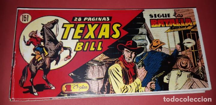 Tebeos: TEBEOS-COMICS CANDY - TEX WILLER - TEXAS BILL - COMPLETA - HISPANOAMERICANA 1949 - UNICA - UU99 - Foto 309 - 205257267