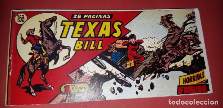 Tebeos: TEBEOS-COMICS CANDY - TEX WILLER - TEXAS BILL - COMPLETA - HISPANOAMERICANA 1949 - UNICA - UU99 - Foto 313 - 205257267