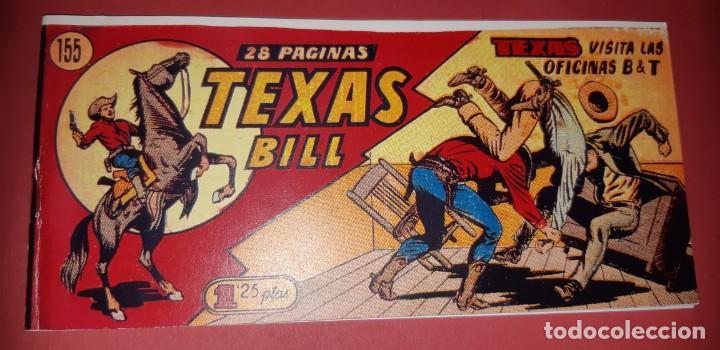 Tebeos: TEBEOS-COMICS CANDY - TEX WILLER - TEXAS BILL - COMPLETA - HISPANOAMERICANA 1949 - UNICA - UU99 - Foto 317 - 205257267