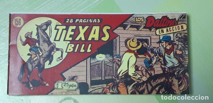 Tebeos: TEBEOS-COMICS CANDY - TEX WILLER - TEXAS BILL - COMPLETA - HISPANOAMERICANA 1949 - UNICA - UU99 - Foto 319 - 205257267