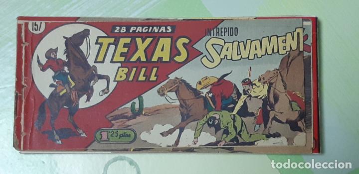 Tebeos: TEBEOS-COMICS CANDY - TEX WILLER - TEXAS BILL - COMPLETA - HISPANOAMERICANA 1949 - UNICA - UU99 - Foto 321 - 205257267