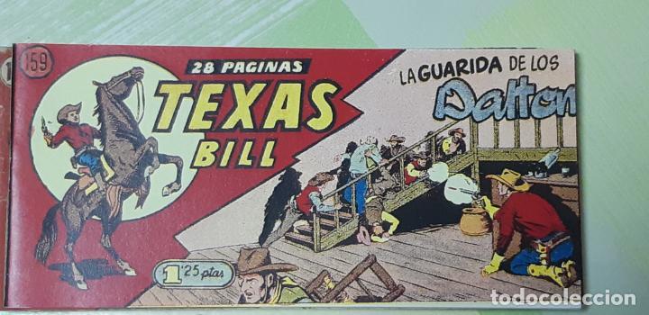 Tebeos: TEBEOS-COMICS CANDY - TEX WILLER - TEXAS BILL - COMPLETA - HISPANOAMERICANA 1949 - UNICA - UU99 - Foto 325 - 205257267
