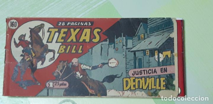 Tebeos: TEBEOS-COMICS CANDY - TEX WILLER - TEXAS BILL - COMPLETA - HISPANOAMERICANA 1949 - UNICA - UU99 - Foto 327 - 205257267