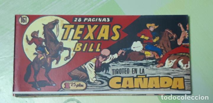 Tebeos: TEBEOS-COMICS CANDY - TEX WILLER - TEXAS BILL - COMPLETA - HISPANOAMERICANA 1949 - UNICA - UU99 - Foto 329 - 205257267
