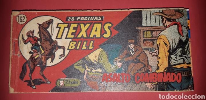 Tebeos: TEBEOS-COMICS CANDY - TEX WILLER - TEXAS BILL - COMPLETA - HISPANOAMERICANA 1949 - UNICA - UU99 - Foto 331 - 205257267