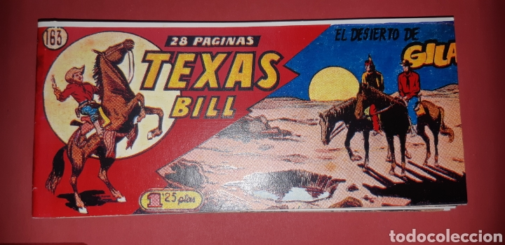 Tebeos: TEBEOS-COMICS CANDY - TEX WILLER - TEXAS BILL - COMPLETA - HISPANOAMERICANA 1949 - UNICA - UU99 - Foto 333 - 205257267