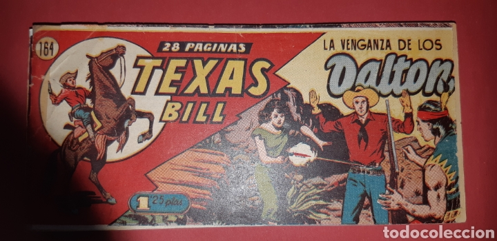 Tebeos: TEBEOS-COMICS CANDY - TEX WILLER - TEXAS BILL - COMPLETA - HISPANOAMERICANA 1949 - UNICA - UU99 - Foto 335 - 205257267