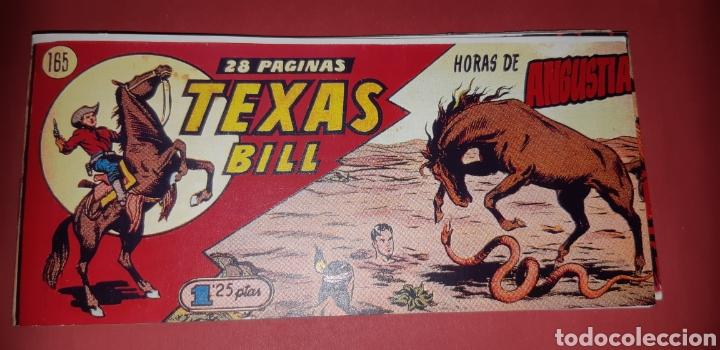 Tebeos: TEBEOS-COMICS CANDY - TEX WILLER - TEXAS BILL - COMPLETA - HISPANOAMERICANA 1949 - UNICA - UU99 - Foto 337 - 205257267
