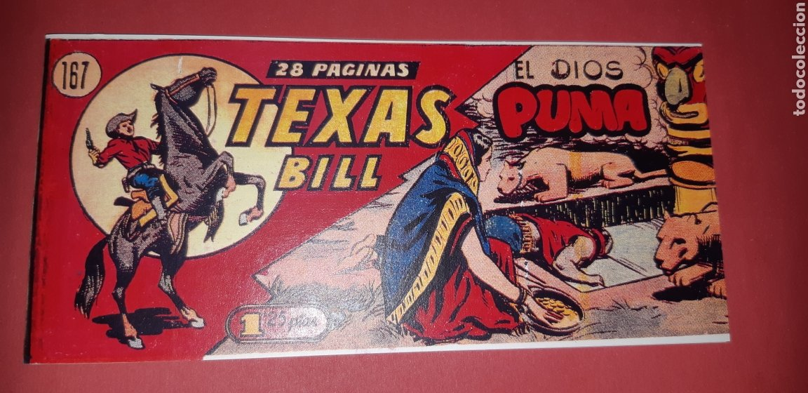 Tebeos: TEBEOS-COMICS CANDY - TEX WILLER - TEXAS BILL - COMPLETA - HISPANOAMERICANA 1949 - UNICA - UU99 - Foto 341 - 205257267